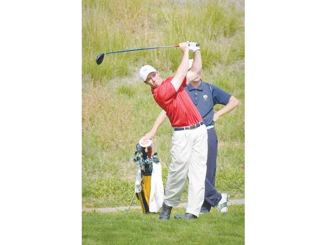 Golf: Delio ready for PGA push
