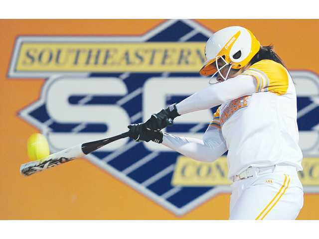 Valencia graduate Jessica Spigner is entering her senior year of college after a third straight solid season with the University of Tennessee, hitting .326 with 16 home runs.