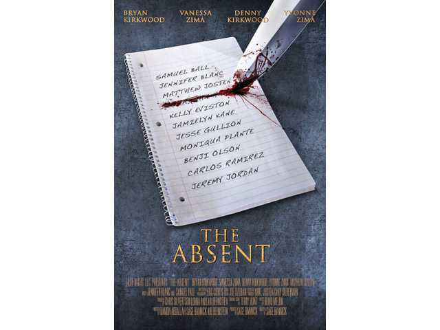 "A poster for the film, which was released in March via the DirecTV on Demand service. ""The Absent"" is also available on DVD through online outlets such as Amazon.com."