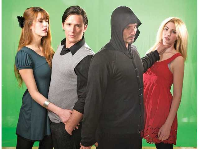 "Yvonne Zima, Bryan Kirkwood, Denny Kirkwood and Vanessa Zima play the lead characters in ""The Absent,"" which focuses on a bad high school teacher that goes on a murderous spree after being inadvertently saved by a sheriff who's unaware of the teacher's evil ways. The movie was directed by Sage Bannick."