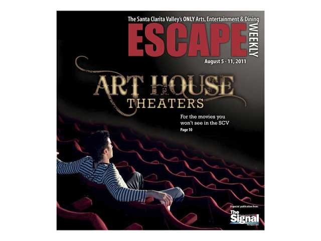 "You need to go out of the SCV to find the ""art house"" theaters."