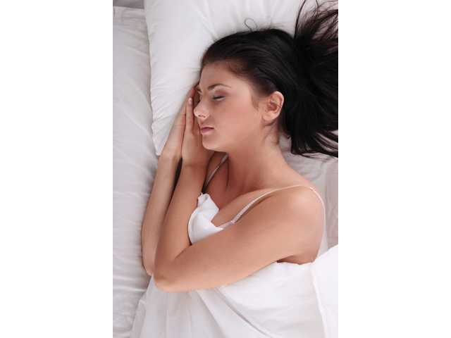Sleep in longer to stay fit