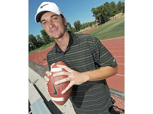 Hart High graduate Tyler Lyon was arguably the most criticized quarterback in Hart history. After years of dealing with negativity and failures, Lyon has turned the adversity into motivation to pursue a career in law.