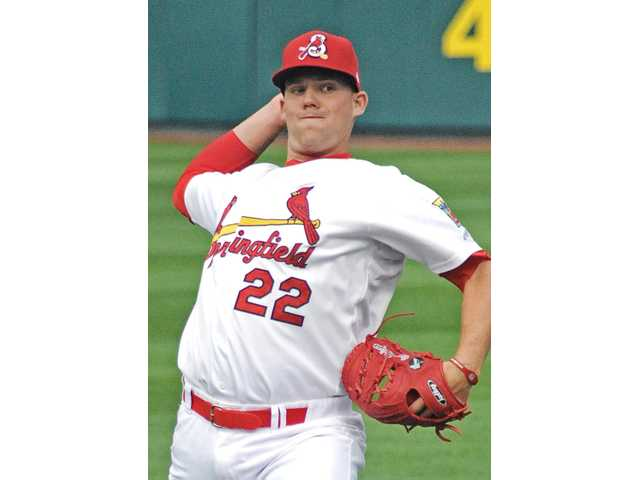 Valencia graduate and former minor league pitcher Casey Mulligan retired in July after facing Tommy John surgery.