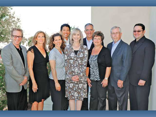 The Gala Committee for the Michael Hoefflin Foundation for Children's Cancer will host the 18th annual Evening Under the Stars on Sept. 24 at Mann Biomedical Park to raise funds for the foundation which provides financial and emotional support for children and families of pediatric cancer. Front row, right to left, Dave Chase, Gail Berke, Lisa Lorenz, Julie Benson, Brenda Neilson, Bob Barnes and Tim Ketchepaw. Back row, left to right, Ed Lin and Jon Hutson. Not pictured: John Murray, Gillian Stone, Danielle Whitener, Debbie Hollbrook, Scott Schauer and Jenny Ketchepaw.