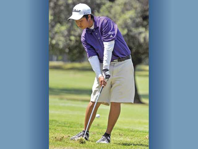 Valencia's Glen Lee will compete in the Gary Gilchrist Golf Academy Junior All-Star Series tournament for the second year in a row at Robinson Ranch.