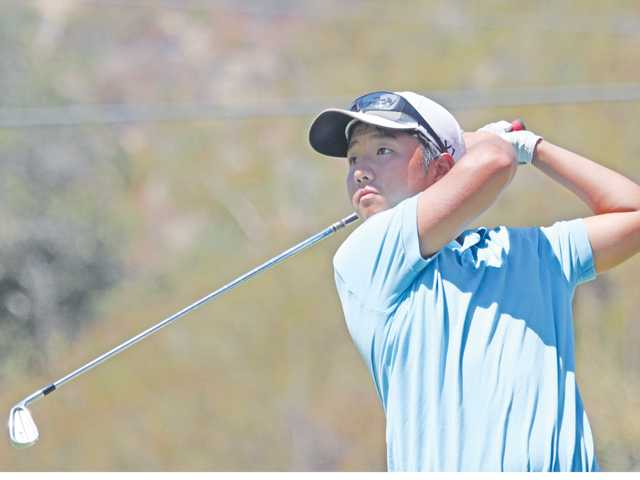 Amateur golf: Robinson Ranch tough on the home crowd