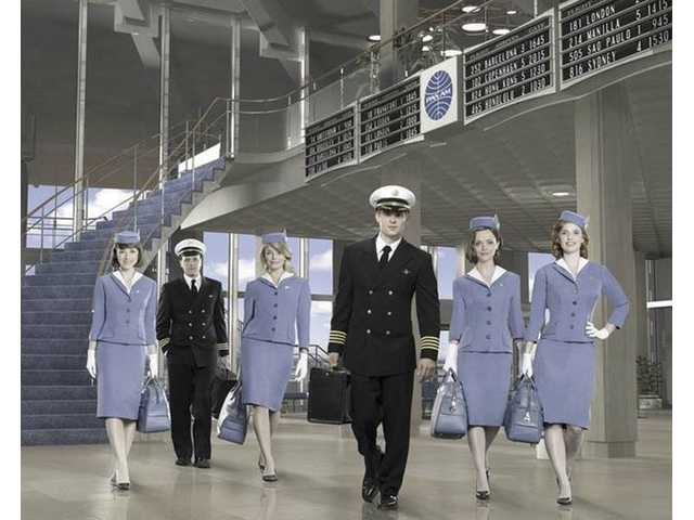 """Pan Am"" debuts 10 p.m. Sunday, Sept. 25 on ABC. The retro drama is set in 1963 and tells the story of the pilots and stewardesses who work for the iconic airline, Pam Am. The show stars Christina Ricci, Kelli Garner, Margot Robbie and Karine Vanasse."