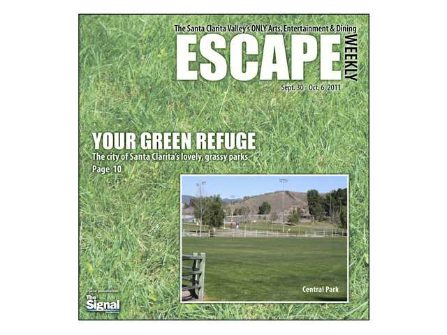 Escape brings you Santa Clarita's parks.