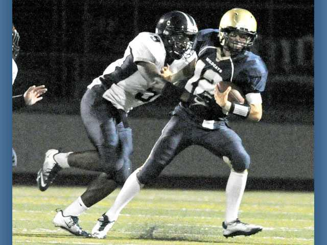 West Ranch football: Cats get their test