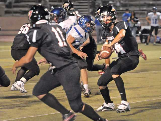 SCCS football: Door slammed shut