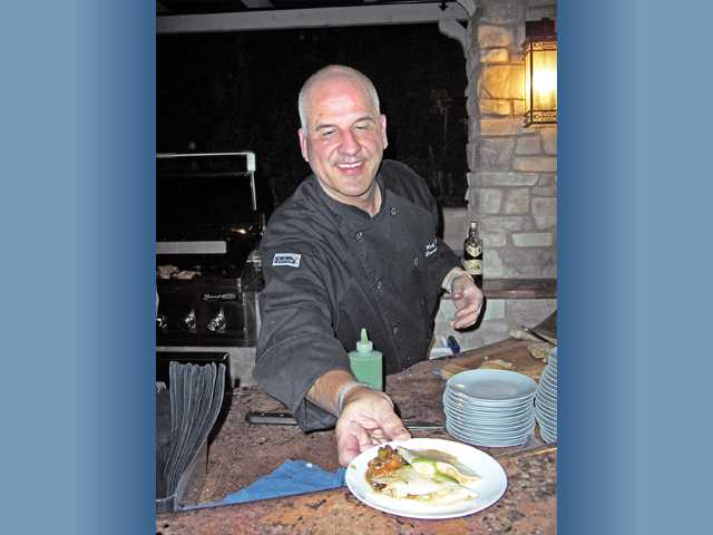 Executive Chef Rolf Rothen of The Vines.