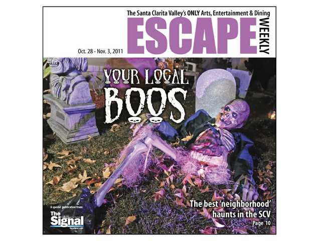 Escape brings you the best local haunted houses.