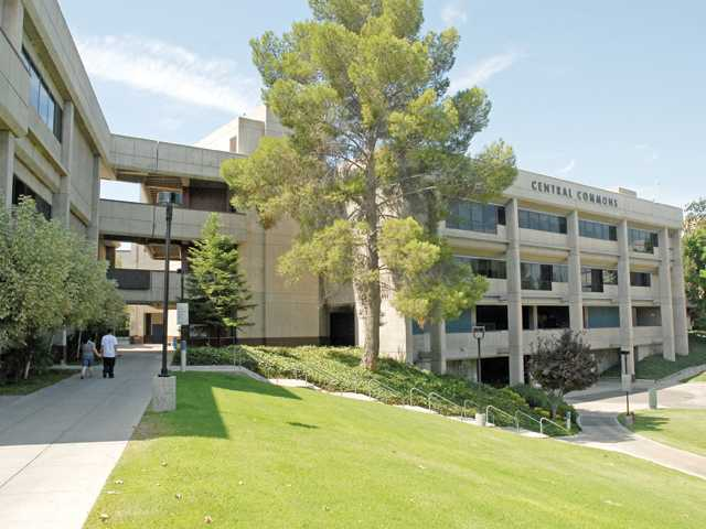 This Signal file photo shows College of the Canyons Valencia campus.