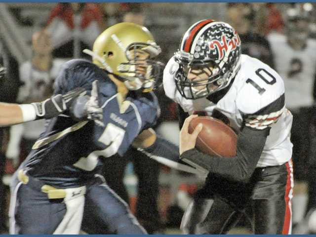 Foothill football: Case made