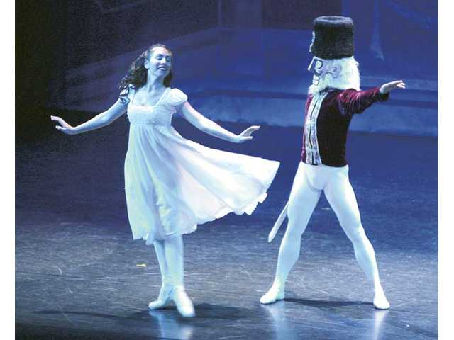 'Nutcracker,' as performed by the Santa Clarita Ballet at the PAC.