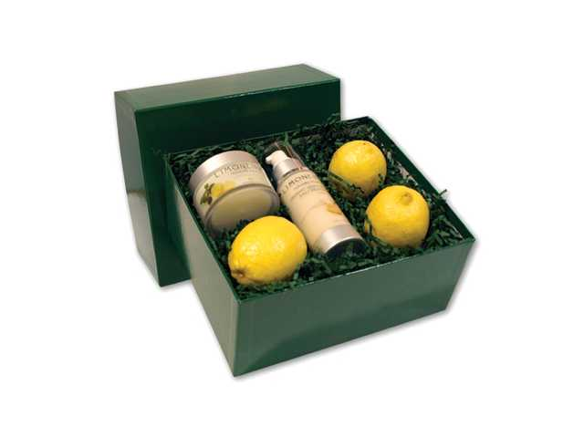 A beauty gift from Limoneira is perfect for the holidays.