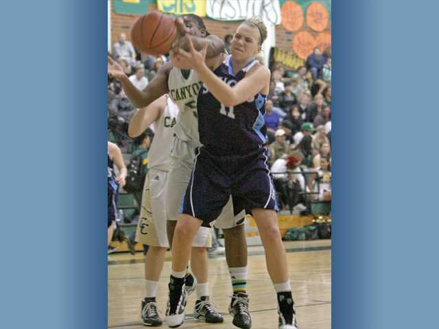 Saugus senior Megan Dawe gained admission to New York University thanks, in part, to basketball.