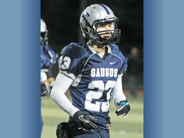 Saugus sophomore-to-be Chris Hamilton is the early frontrunner to start at quarterback next fall for the Centurions.