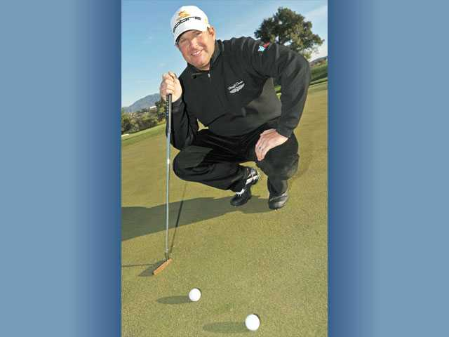 Hart High graduate and PGA Tour veteran Jason Gore is looking at the recent turns in his golf career as positives.