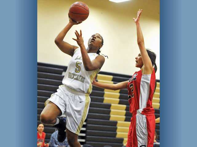 Golden Valley girls basketball: Way ahead of schedule