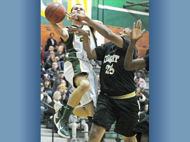 Prep basketball: Cowboys use range