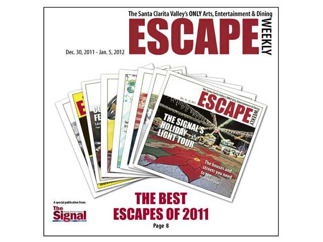 Escape editor selects his best issues of 2011