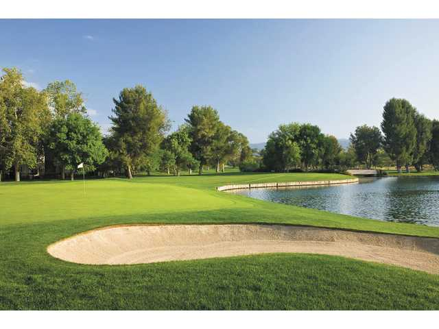 The Valencia Country Club, pictured above, entered into a new lease and management agreement.