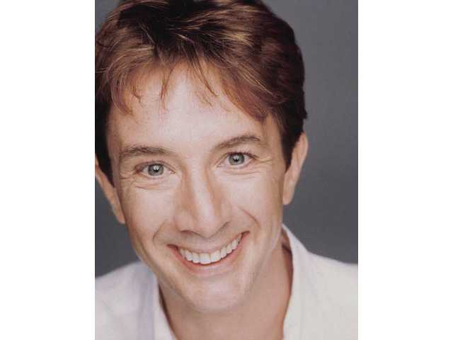 Comedian Martin Short performs at the PAC on  June 2.
