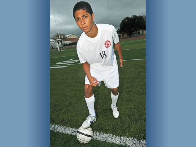 Hart junior defender Gabe Robinson has been a critical part of the Indians ever since he was called up early as a sophomore.