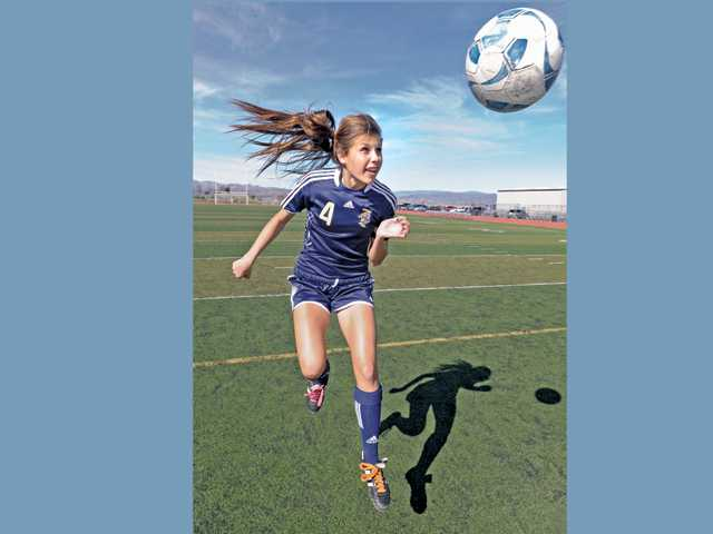 West Ranch senior Kendall Moskal hasn't been to the postseason yet in her career, a fact she aims to change as the Wildcats contend for third place in the Foothill League.