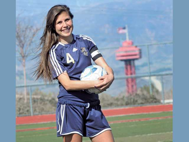 West Ranch senior Kendall Moskal has helped the improved Wildcats earn national notoriety so far this season.