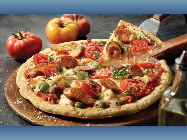 Pizza, per favore!