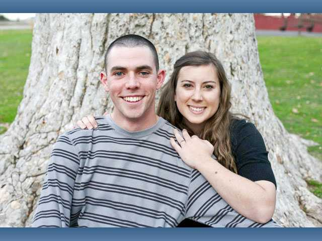Blaine Shifley and Kelsey Holloway will be married in June.