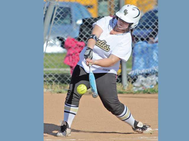 Prep softball: Needed boost