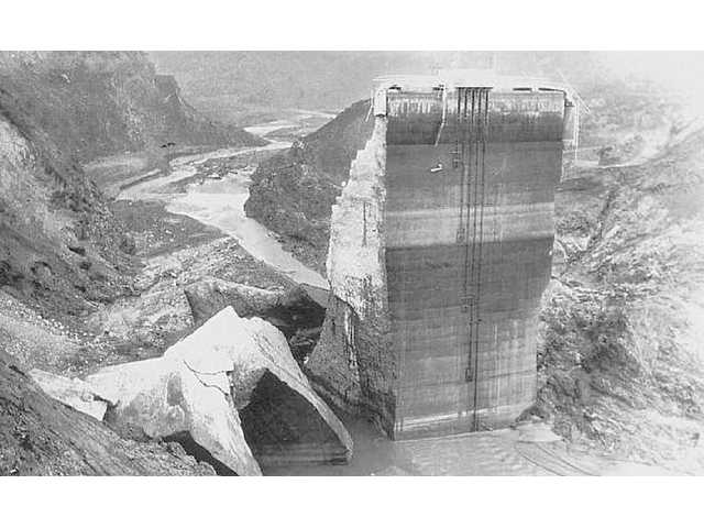 The failure of the St. Francis Dam, on March 12, 1928, killed more than 450 people.