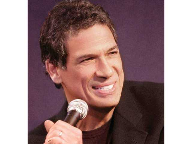 Comedian Bobby Collins will perform at J.R.'s Comedy Club in Valencia this Friday and Saturday.