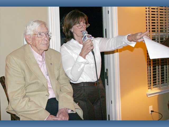 2011 SCV Man of the Year Harry Bell and 2011 SCV Woman of the Year Candy Spahr will serve as chairs of this year's SCV Man and Woman of the Year event to be held May 4.