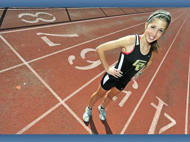Earlier this season, Golden Valley junior Chelsey Totten ran a 1,600-meter time of 5 minutes, 6.5 seconds in bad conditions at Golden Valley High School. The mark is a strong sign of future success.