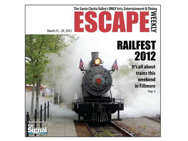 Railfest returns to Fillmore this weekend.