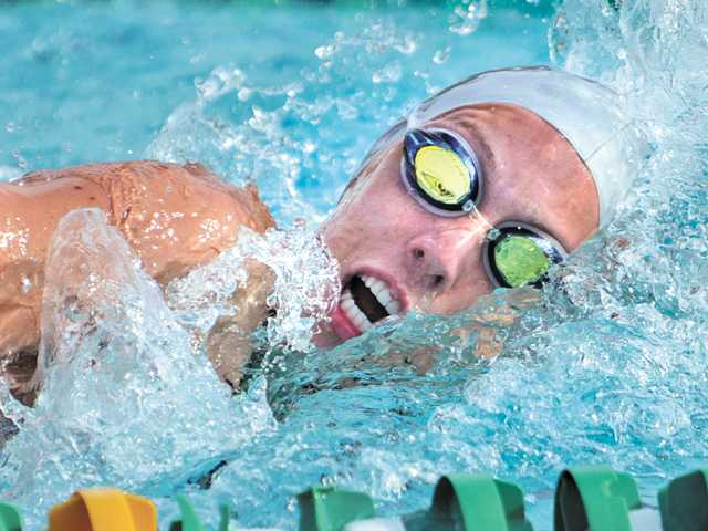Foothill League swimming: Saugus shows its strength