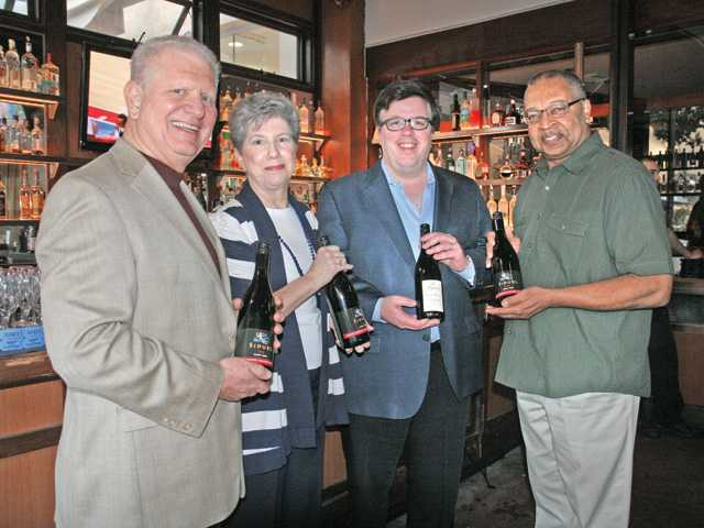 Family winery benefits SCV kids