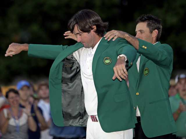 Watson wins The Masters in a playoff
