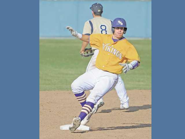 Prep baseball: Supply of power