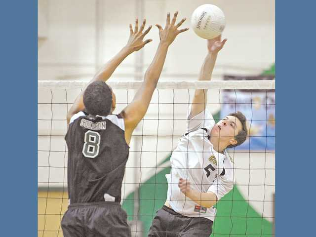 Foothill League volleyball: G.V. relies on its star