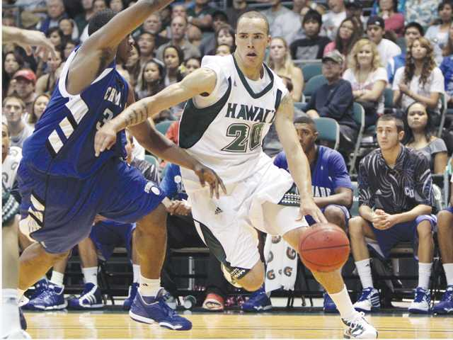 Golden Valley graduate Trevor Wiseman decided to leave the Universy of Hawaii after his sophomore season citing differences with the coaching staff.