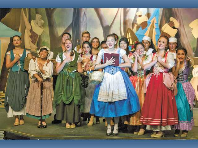 "Golden Valley High School theater will present ""Beauty and the Beast"" at 7 p.m. from May 2 to 4 at the Golden Valley theater. Tickets are available for $12 in advance at the school's ASB Office or for $14 at the door. The theater is located is 27051 Robert C. Lee Parkway in Santa Clarita. Doors open at 6:30 p.m."