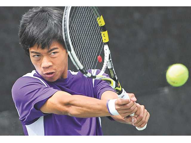 Foothill League tennis: Title collectors