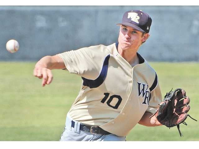 Foothill League baseball: Two big arms put Wildcats at the top