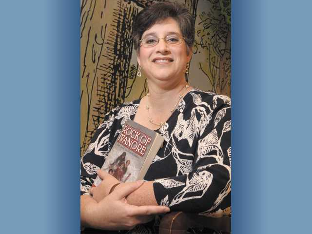 Laurisa White Reyes is hoping to follow up with series if her new book sells well.
